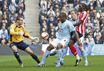 Manchester City v Sunderland Barclays Premier League