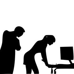 acoso en el trabajo