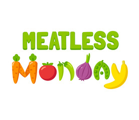 Meatless Monday banner