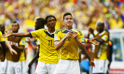 Colombia v Ivory Coast - FIFA World Cup Brazil 2014 - Group C