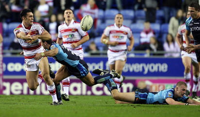 Wigan Warriors v Bradford Bulls engage Super League