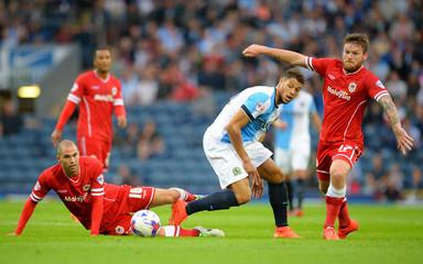Blackburn Rovers v Cardiff City - Sky Bet Football League Championship