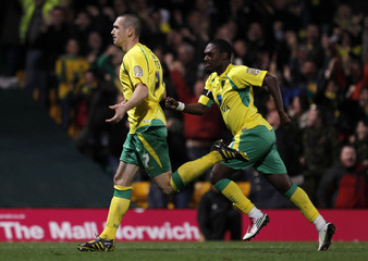Norwich City v Burnley npower Football League Championship