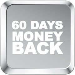 60 days money back icon