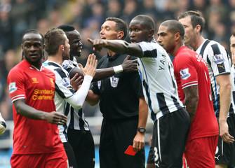 Newcastle United v Liverpool - Barclays Premier League