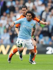 Manchester City v Valencia Pre Season Friendly