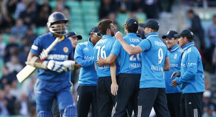 England v Sri Lanka - First Royal London One Day International