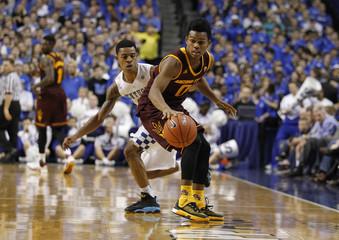 NCAA Basketball: Arizona State at Kentucky