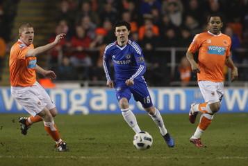 Blackpool v Chelsea Barclays Premier League