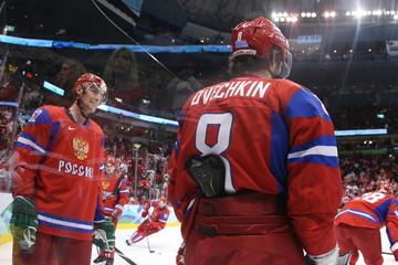 OLYMPICS: FEB 24  Men's Ice Hockey Canada vs Russia