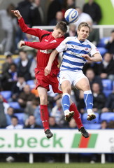 Reading v Ipswich Town Coca-Cola Football League Championship