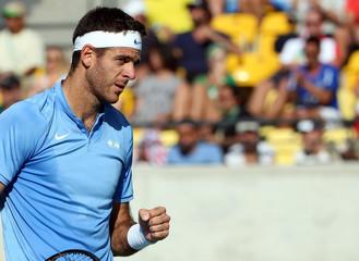 Tennis - Men's Singles Semifinals