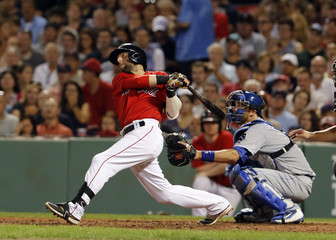 MLB: Kansas City Royals at Boston Red Sox