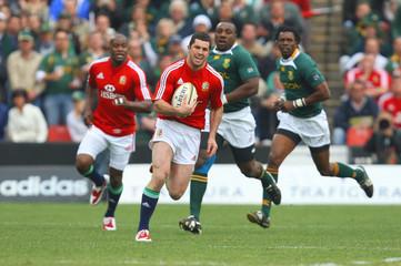South Africa v British & Irish Lions Third Test - 2009 British & Irish Lions Tour of South Africa