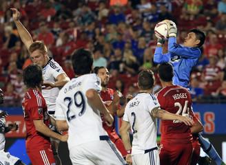 MLS: Vancouver Whitecaps FC at FC Dallas