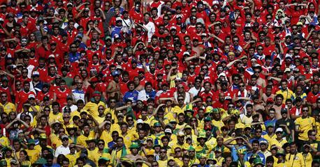Brazil v Chile - FIFA World Cup Brazil 2014 - Second Round