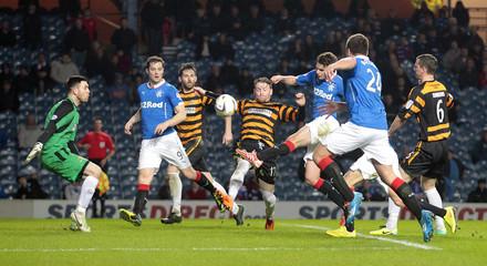 Rangers v Alloa Athletic - Scottish Championship