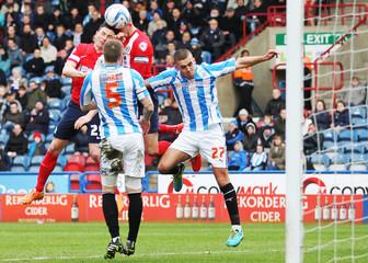 Huddersfield Town v Blackburn Rovers - Sky Bet Football League Championship
