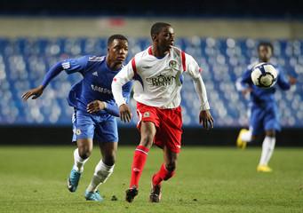 Chelsea v Blackburn Rovers FA Youth Cup Semi Final Second Leg