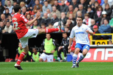 Charlton Athletic v Tranmere Rovers npower Football League One