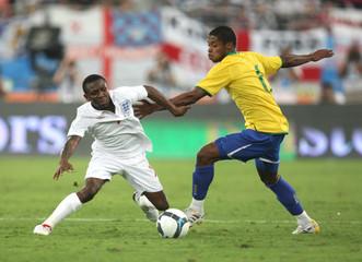 Brazil v England International Friendly