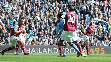 Manchester City v West Ham United - Barclays Premier League