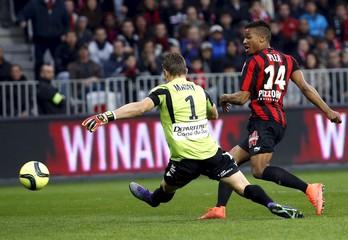 Nice v Ajaccio - French Ligue 1 - Allianz Riviera