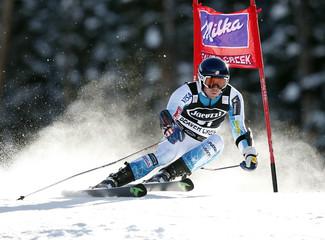 Alpine Skiing: Audi Birds of Prey - Men's Giant Slalom