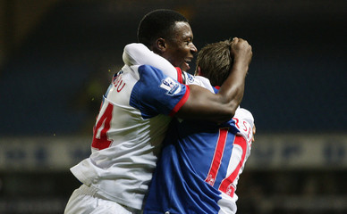 Blackburn Rovers v Swansea City Barclays Premier League