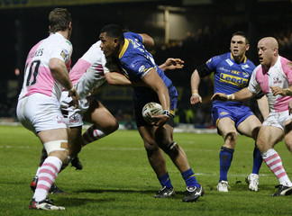 Leeds Rhinos v Harlequins Rugby League engage Super League