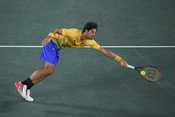 Tennis - Men's Singles Second Round