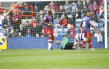 Crystal Palace v Queens Park Rangers npower Football League Championship