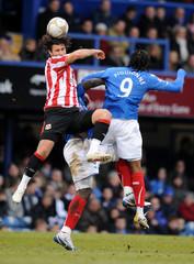 Portsmouth v Sunderland FA Cup Fourth Round