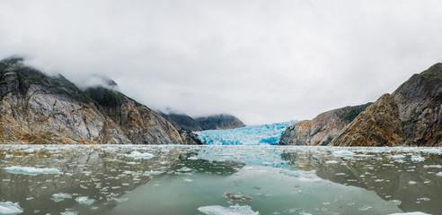 North Sawyer Glacier Panorama