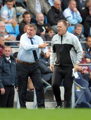 Manchester City v Blackburn Rovers Barclays Premier League