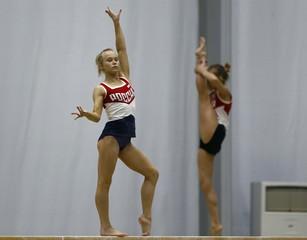 Artistic gymnastics - Women's Training