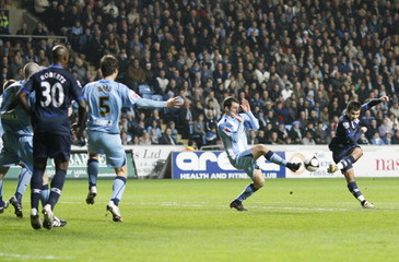 Coventry City v Blackburn Rovers FA Cup Fifth Round Replay