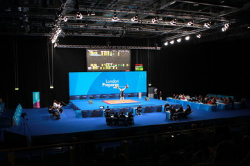 International Weightlifting Invitational - London 2012 Test Event