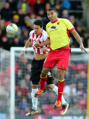 Watford v Southampton npower Football League Championship
