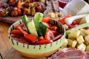 Homade Romania and Moldova food