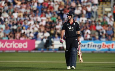 England v Australia Second NatWest One Day International