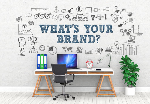 Whats is your brand? / Office / Wall / Symbol