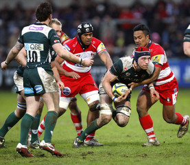 Gloucester Rugby v London Irish LV= Cup Pool Stage Matchday Four