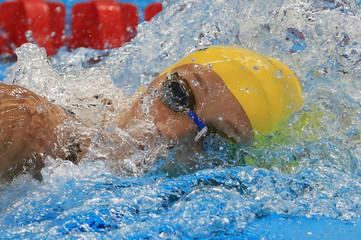 Swimming - Women's 100m Freestyle - Heats
