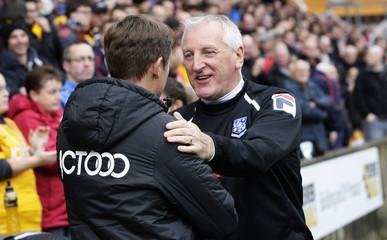 Bradford City v Tranmere Rovers - Sky Bet Football League One
