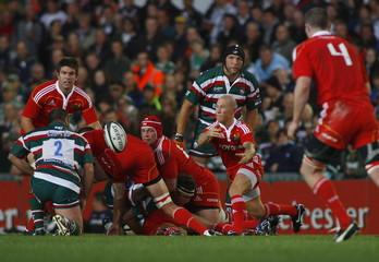 Peter Stringer - Munster in action