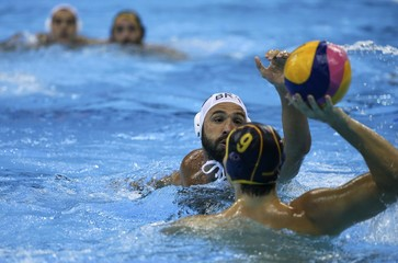 Water Polo - Men's Classification 7th-8th Place Brazil v Spain