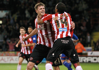 Sheffield United v Stevenage npower Football League One Play-Off Semi Final Second Leg