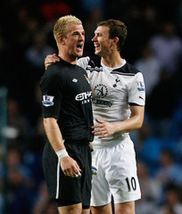 Manchester City v Tottenham Hotspur Barclays Premier League