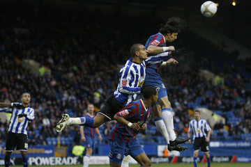 Sheffield Wednesday v Crystal Palace FA Cup Third Round